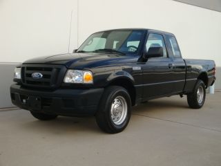 2006 Ford Ranger Xl Extended Cab Pickup 2 - Door 2.  3l photo