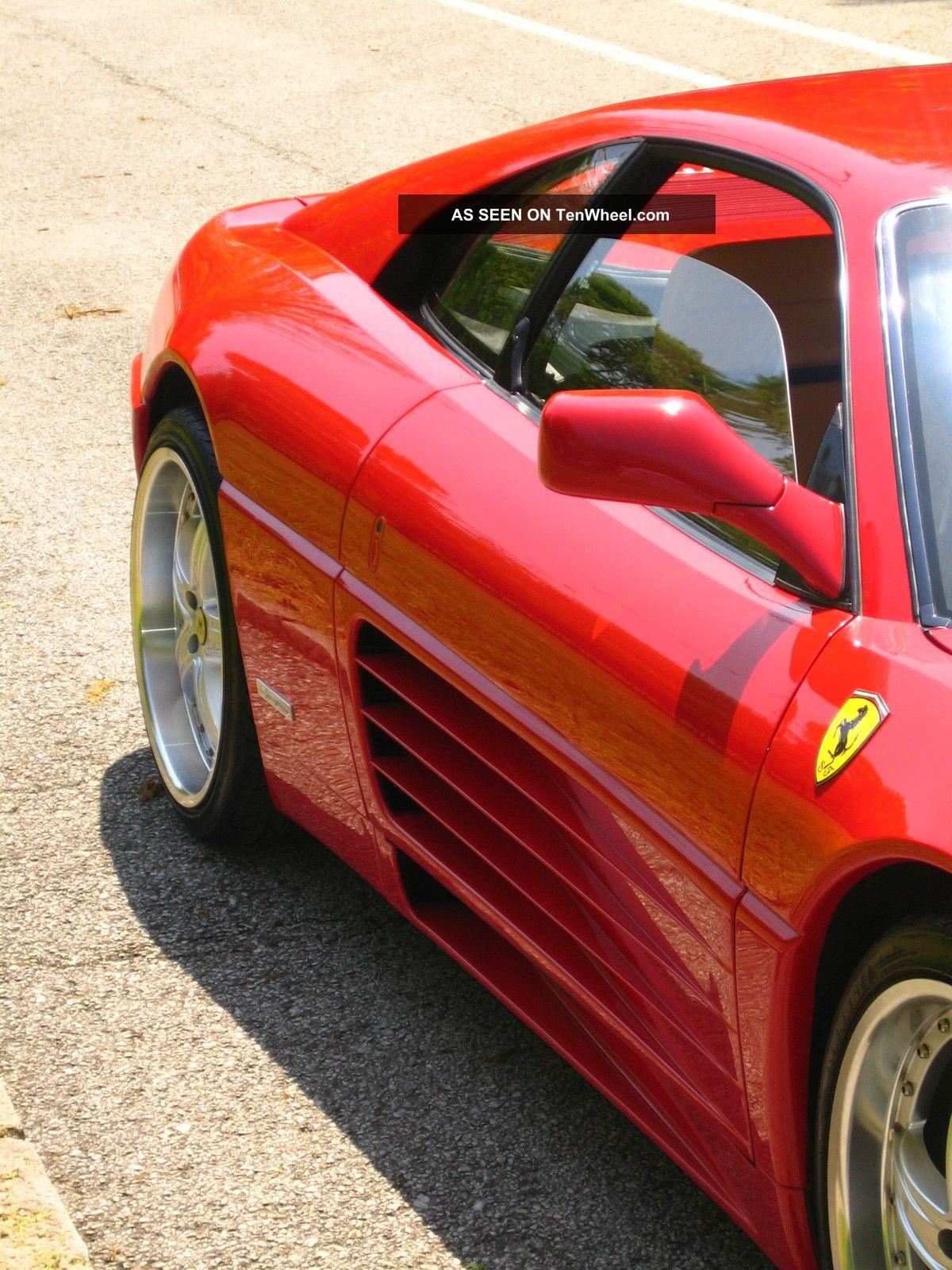 1991 Ferrari 348 Tb Base Coupe 2 - Door 3.  4l 348 photo