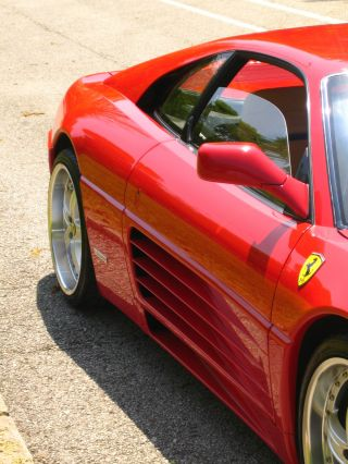 1991 Ferrari 348 Tb Base Coupe 2 - Door 3.  4l photo