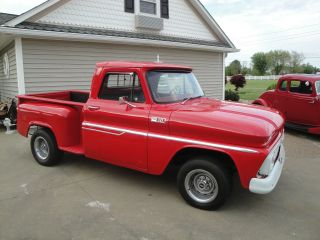1965 Chevy Pick Uptruck (all -) V - 8 Hot - Rod C - 10 55 M photo