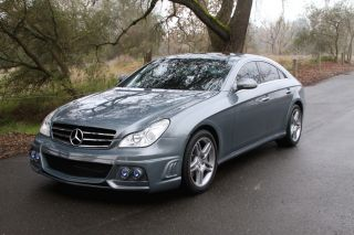 2006 Mercedes - Benz Cls500 Base Sedan 4 - Door 5.  0l photo