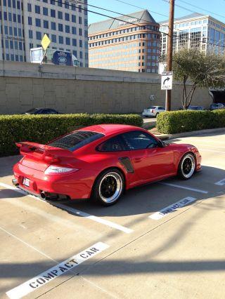 2011 Porsche 911 Gt2 Rs photo