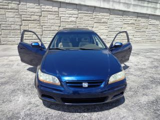 2001 Honda Accord Ex Coupe 2 - Door 2.  3l photo
