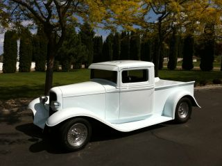 Classic 1932 Ford Pickup - Sharp Rod photo