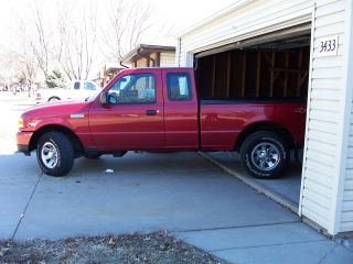 2008 Ford Ranger Xlt 4x4 photo