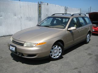 2001 Saturn Lw200 Base Wagon 4 - Door 2.  2l, photo