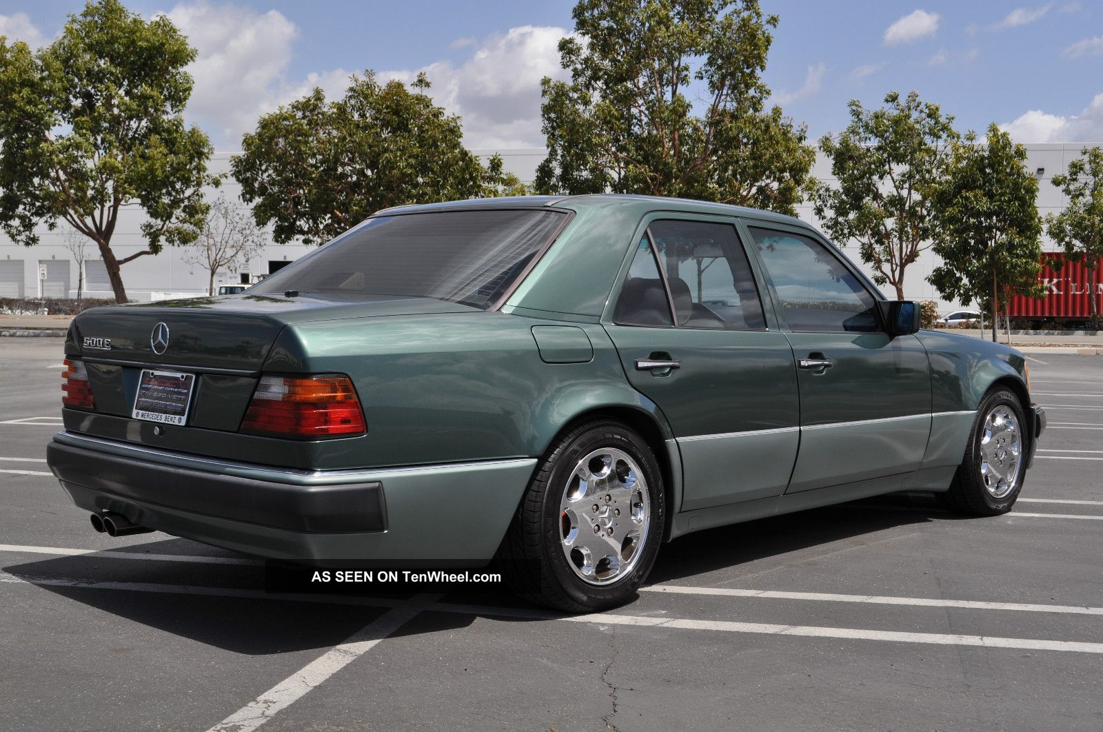 1993 mercedes benz e500 for 1993 mercedes benz 500 class