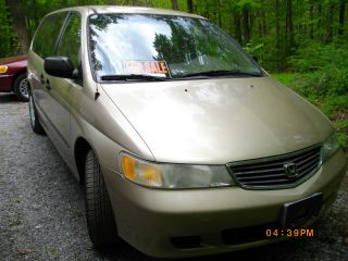 1999 Honda Odyssey Lx Mini Passenger Van 5 - Door 3.  5l photo