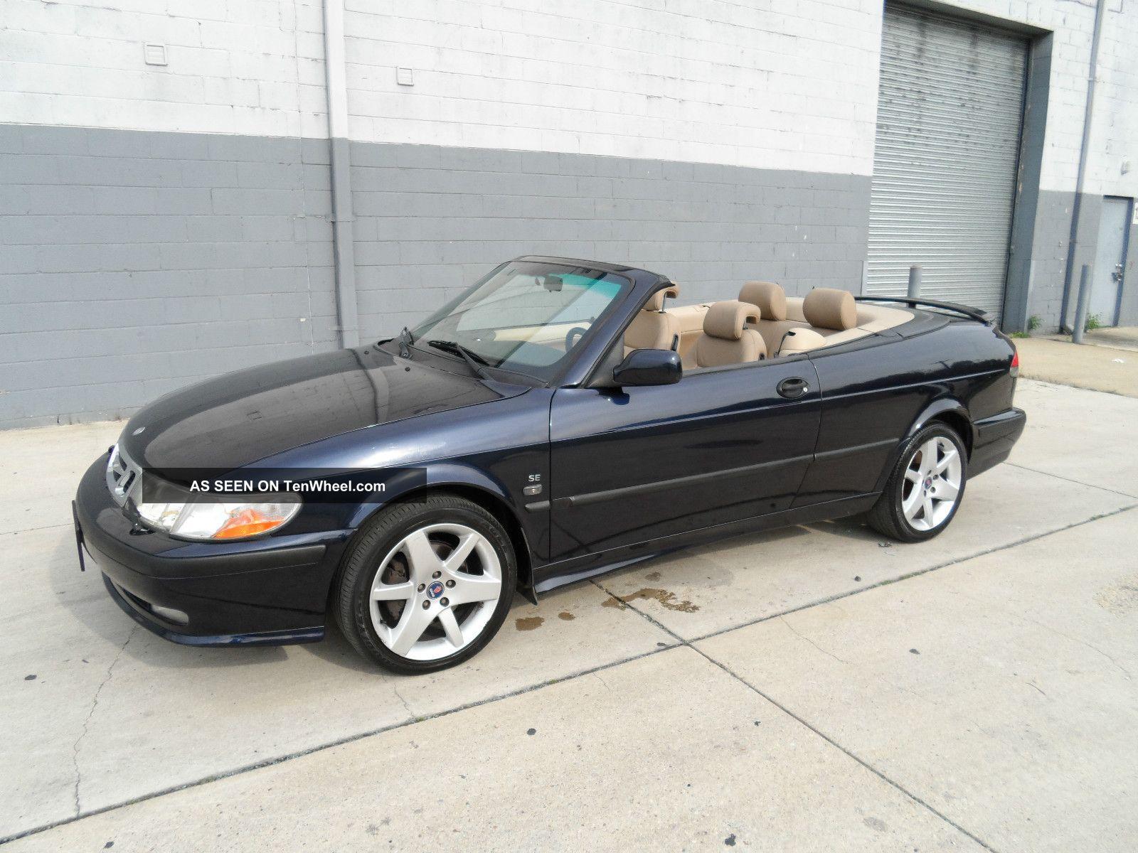 2002 saab 9 3 convertible owners manual