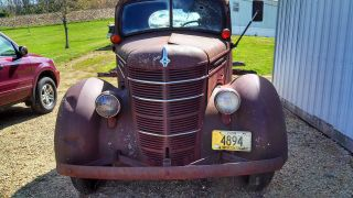 1937 Ihc Truck photo