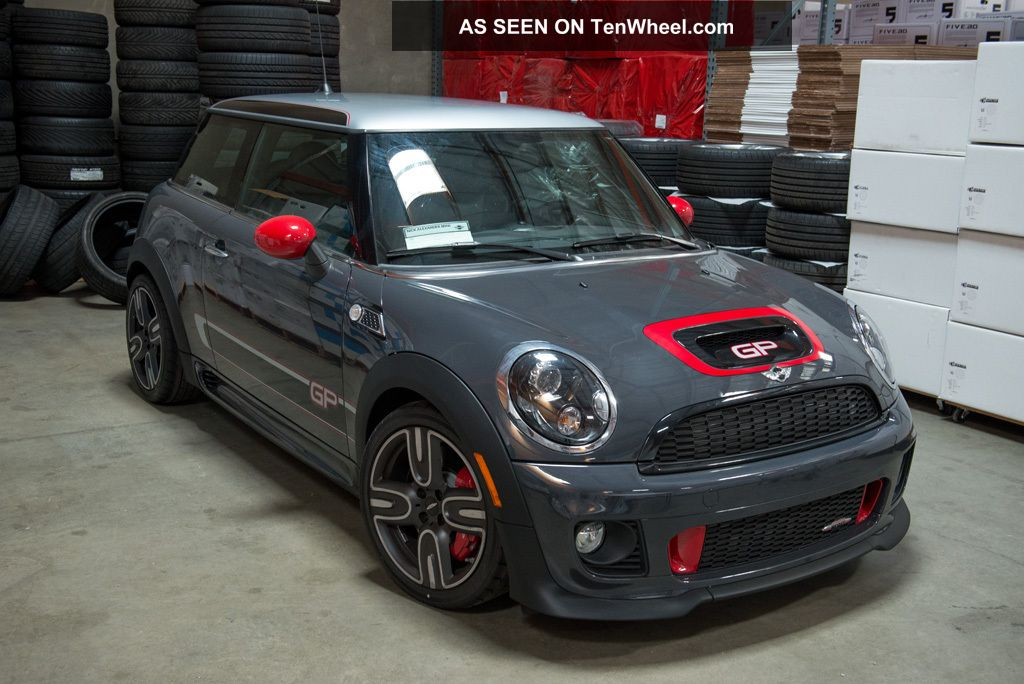 2013 Mini Cooper Jcw Gp 252 Of 500 Other photo