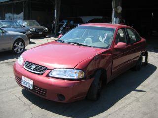 2000 Nissan Sentra Gxe Sedan 4 - Door 1.  8l, photo