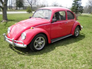 Hot Rod Beetle Bug Project 1967 Street Rod Rat Rod Lowerd Custom Rundrives photo