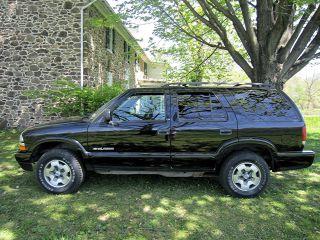 2003 Chevrolet Blazer Ls Sport Utility 4 - Door 4.  3l photo