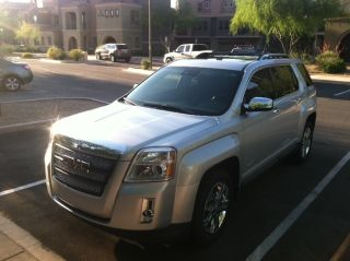 2012 Gmc Terrain Slt Sport Utility 4 - Door 3.  0l photo