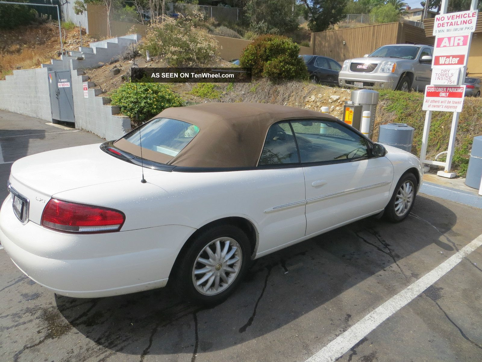 2002 chrysler sebring lxi convertible 2 door 2 7l sebring photo. Cars Review. Best American Auto & Cars Review