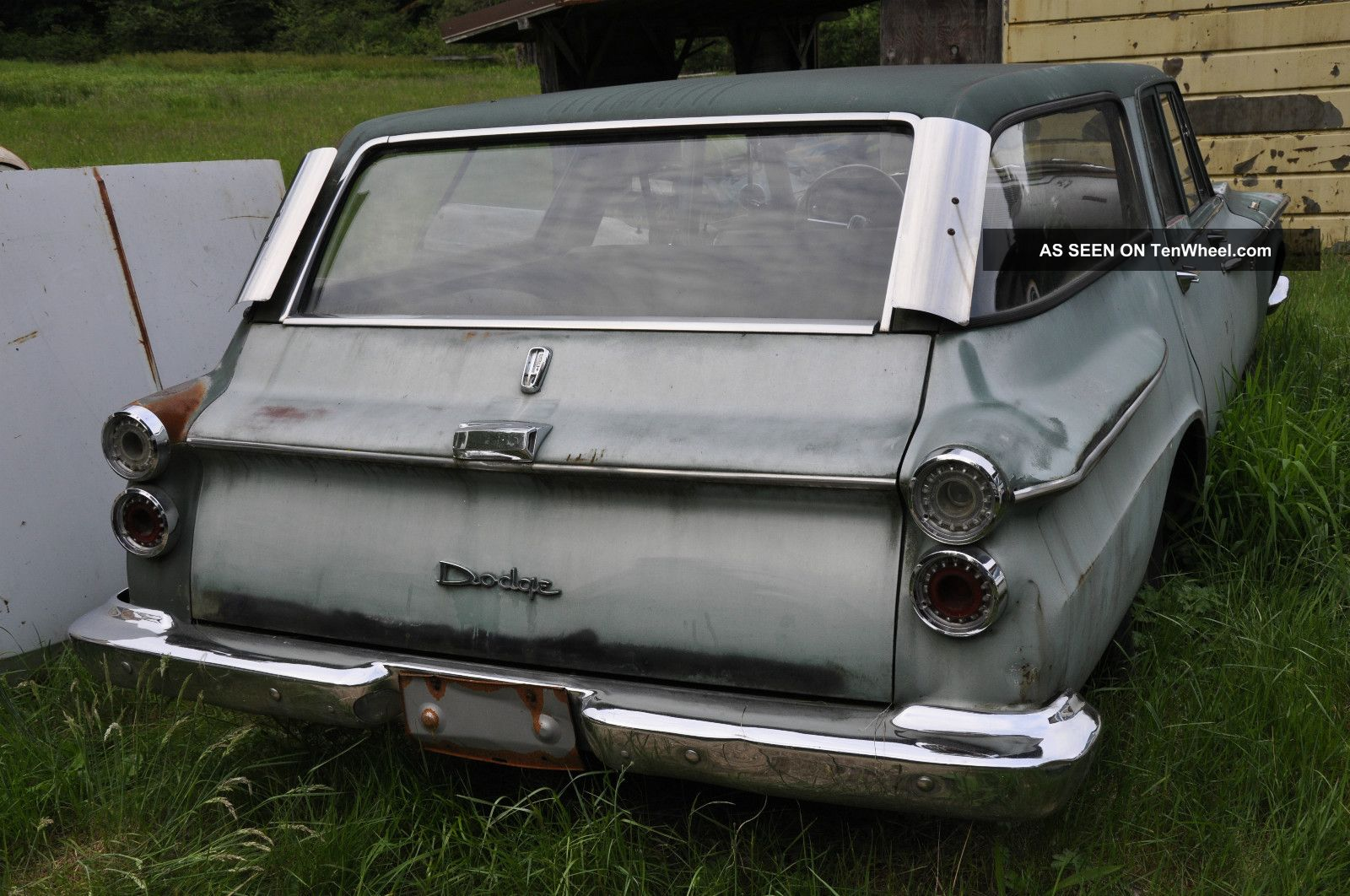 1962 Dodge Dart Station Wagon