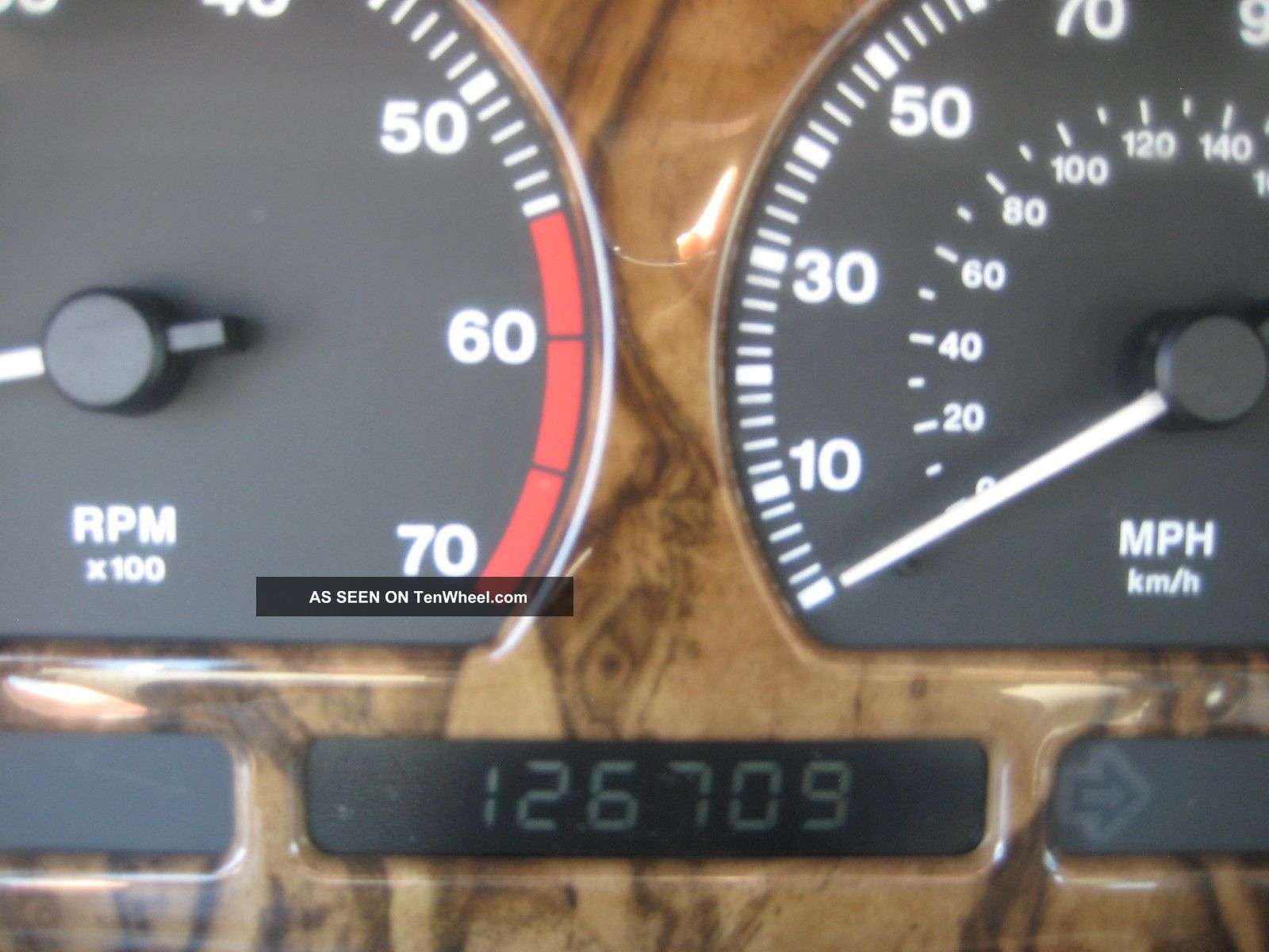 1995 Jaguar Xj6 Base Sedan 4 Door 0l Wiring Harness