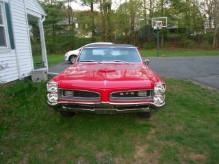 1966 Pontiac Gto 389 photo
