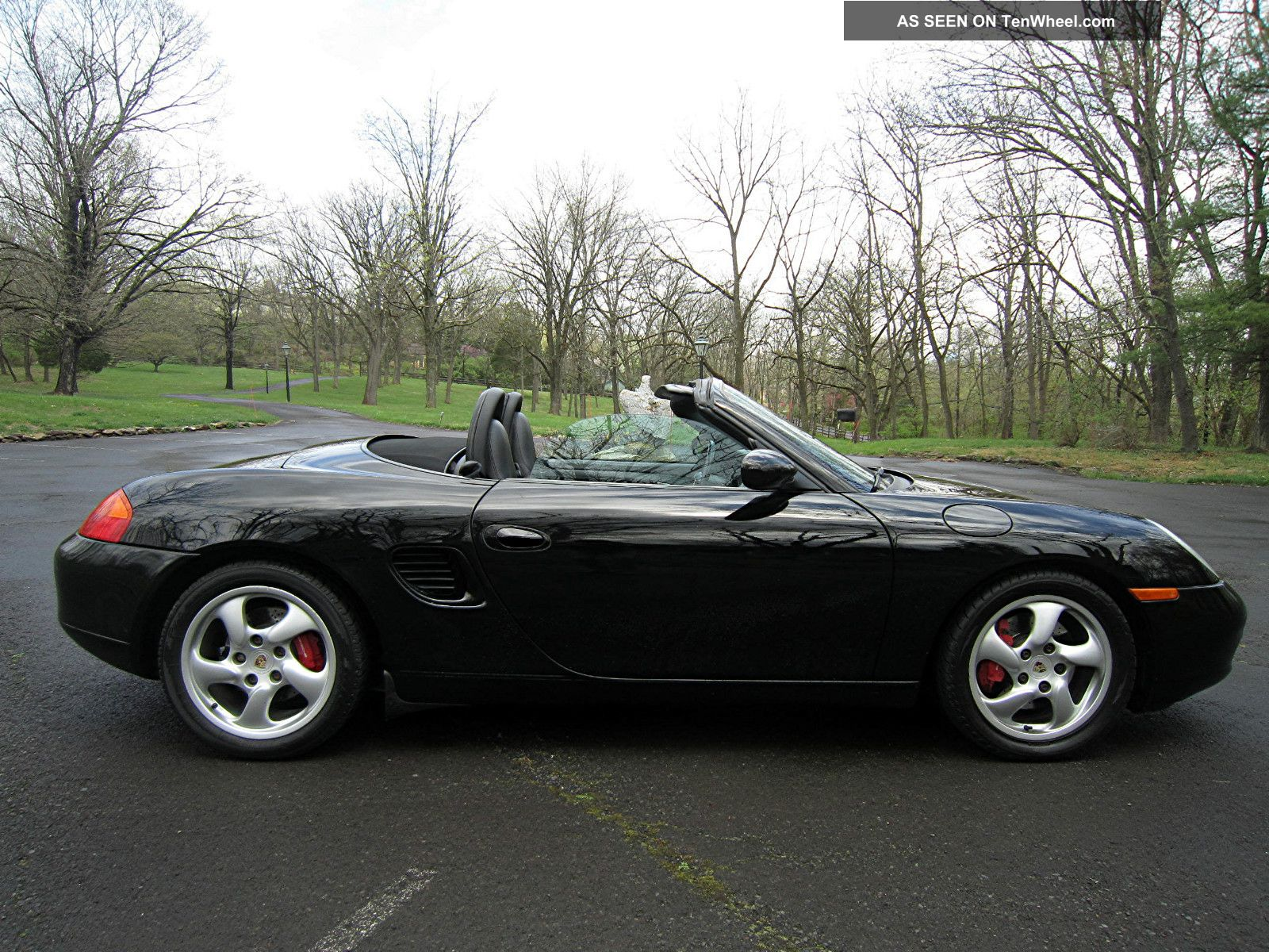 2000 porsche boxster roadster s convertible 2 door 3 2l. Black Bedroom Furniture Sets. Home Design Ideas