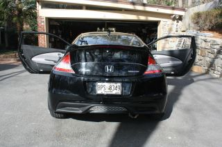2011 Honda Cr - Z Base Hatchback 2 - Door 1.  5l photo