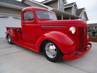 1940 Chevrolet Short Box Truck photo