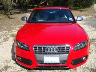 2009 Audi S5 Coupe 4.  2l V8 Manual photo