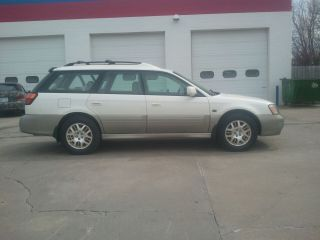 2001 Subaru Outback L.  L.  Bean Wagon 4 - Door 3.  0l photo