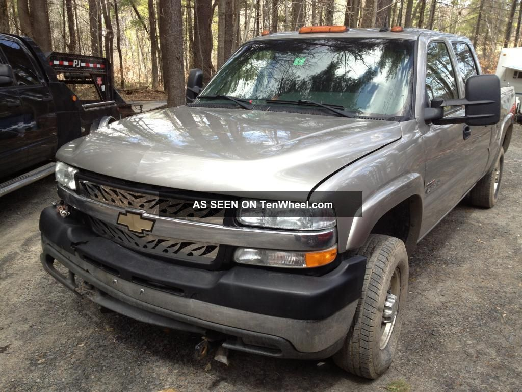 2002 Chevrolet Silverado 2500 Hd Diesel Loaded Silverado 2500 photo