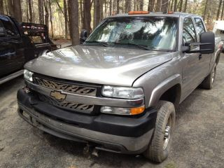 2002 Chevrolet Silverado 2500 Hd Diesel Loaded photo