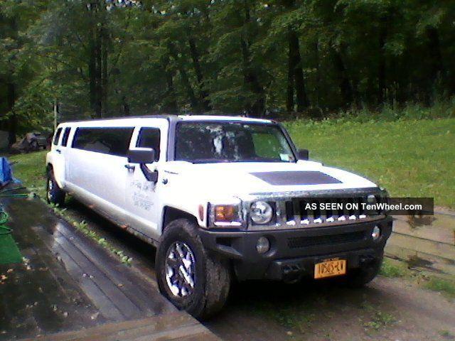 2007 Hummer H3 10 Passenger Limousine H3 photo