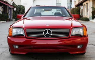 1992 Mercedes - Benz 300sl Roadster 2 - Door 3.  0 - Liter,  Dohc,  231bhp Inline - Six photo