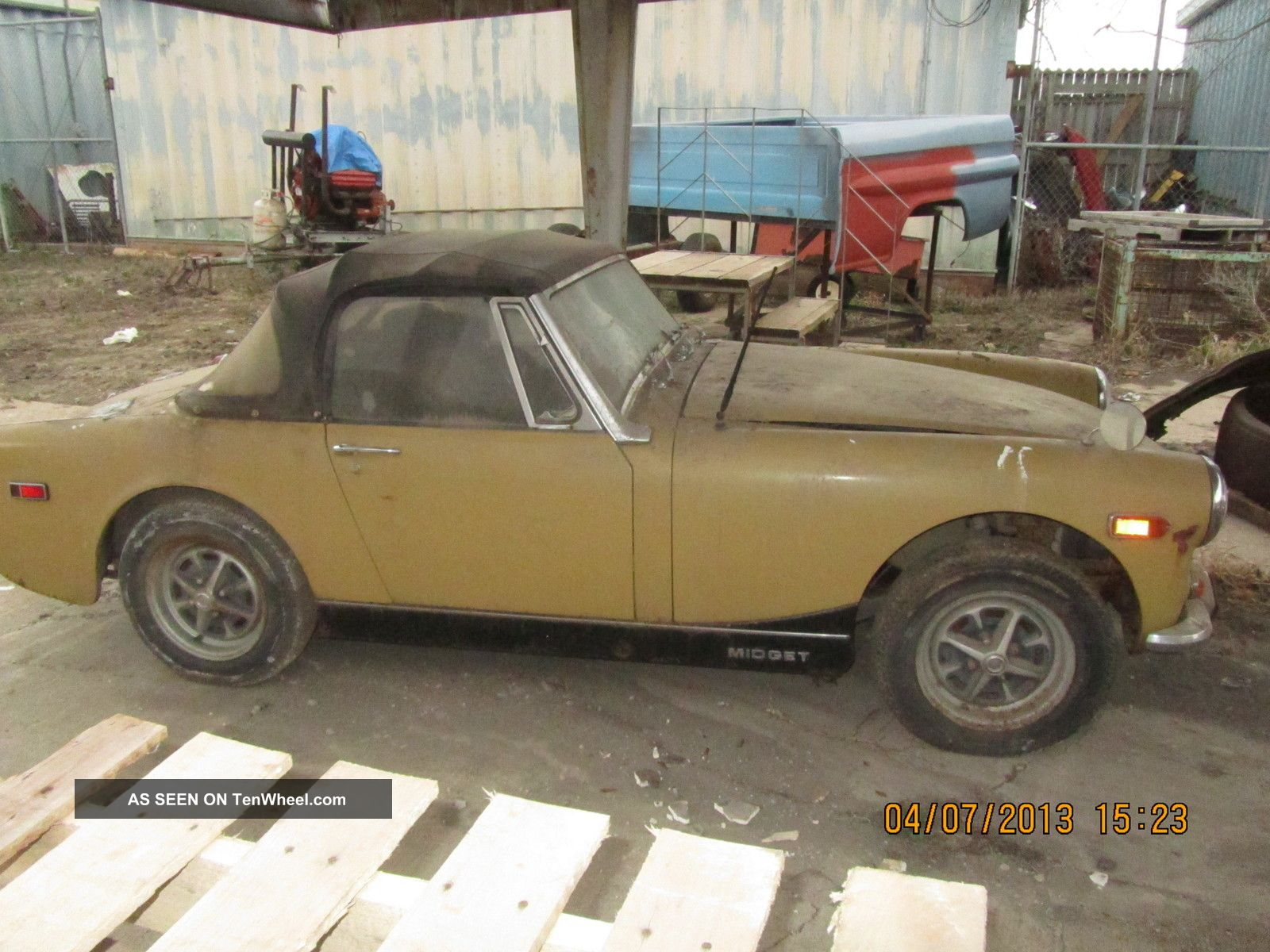 1973 Mg Midget Midget photo