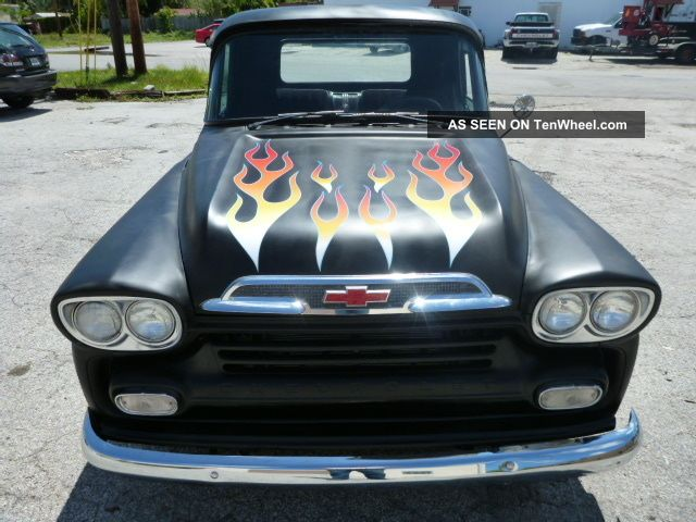 Chevy Apache 1958 Hotrod Other Pickups photo