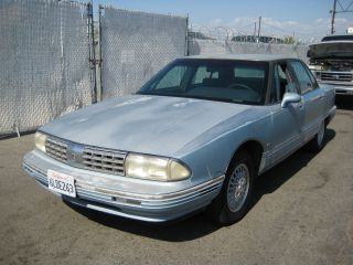 1992 Oldsmobile 98 Regency Elite Sedan 4 - Door 3.  8l, photo