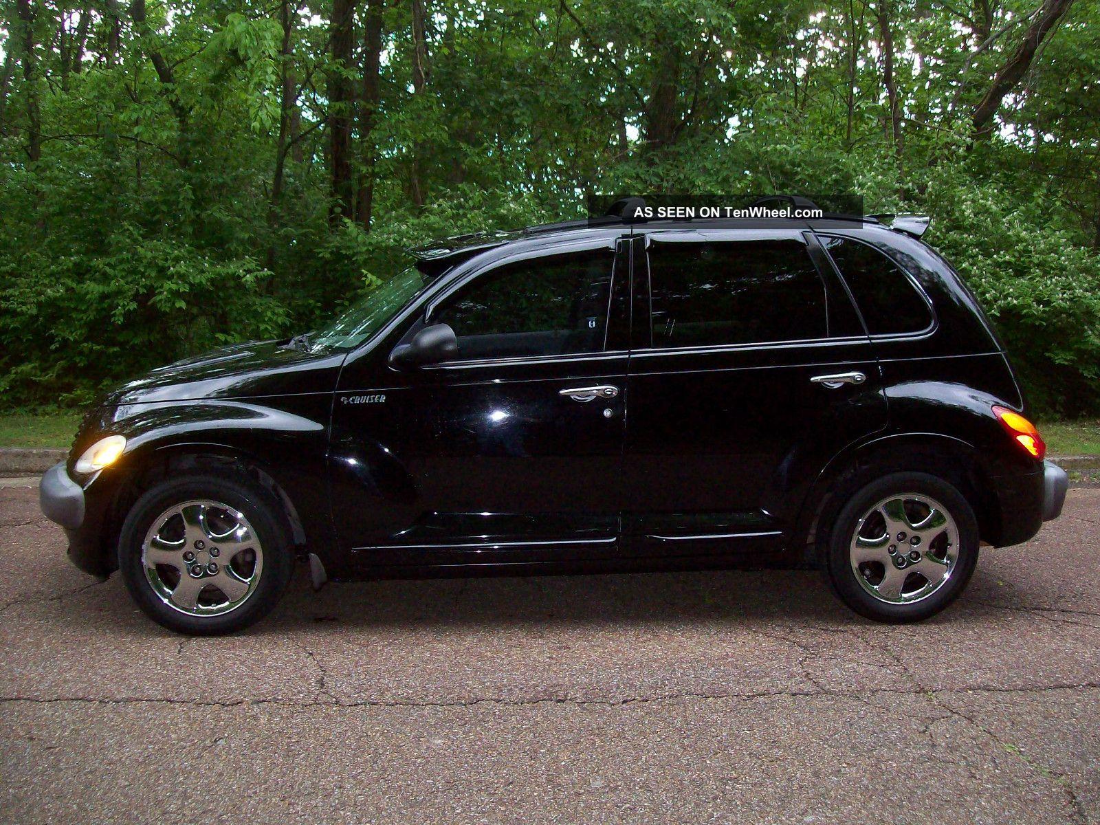 2001 chrysler pt cruiser limited wagon 4 door 2 4l. Black Bedroom Furniture Sets. Home Design Ideas