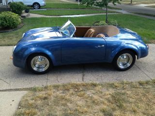 1957 Porsche 356 Speedster Replica photo