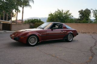 1980 Mazda Rx - 7 Gs Coupe 2 - Door 1.  1l photo