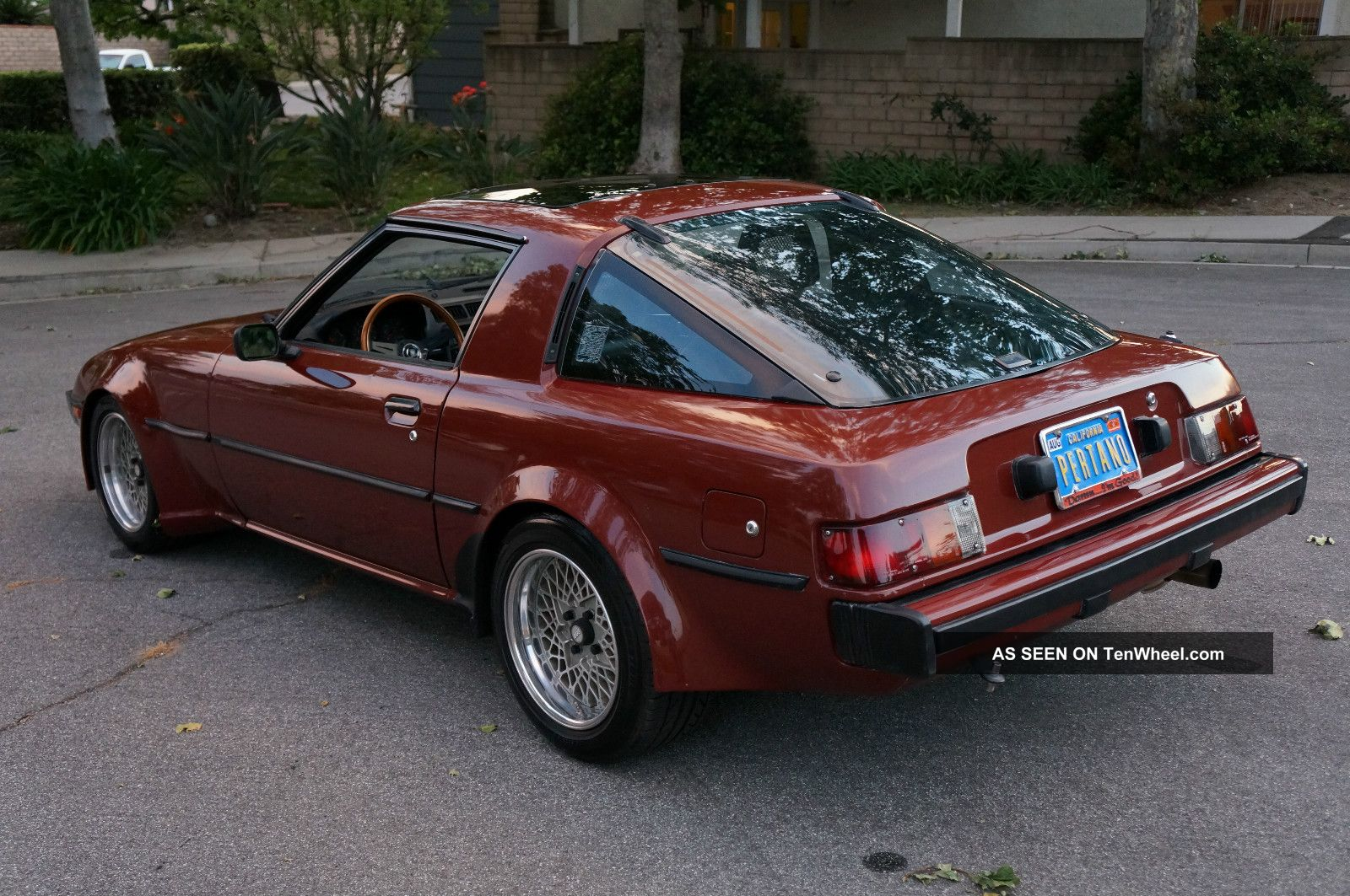 1980 Mazda Rx 7 Gs Coupe 2 Door 1 1l