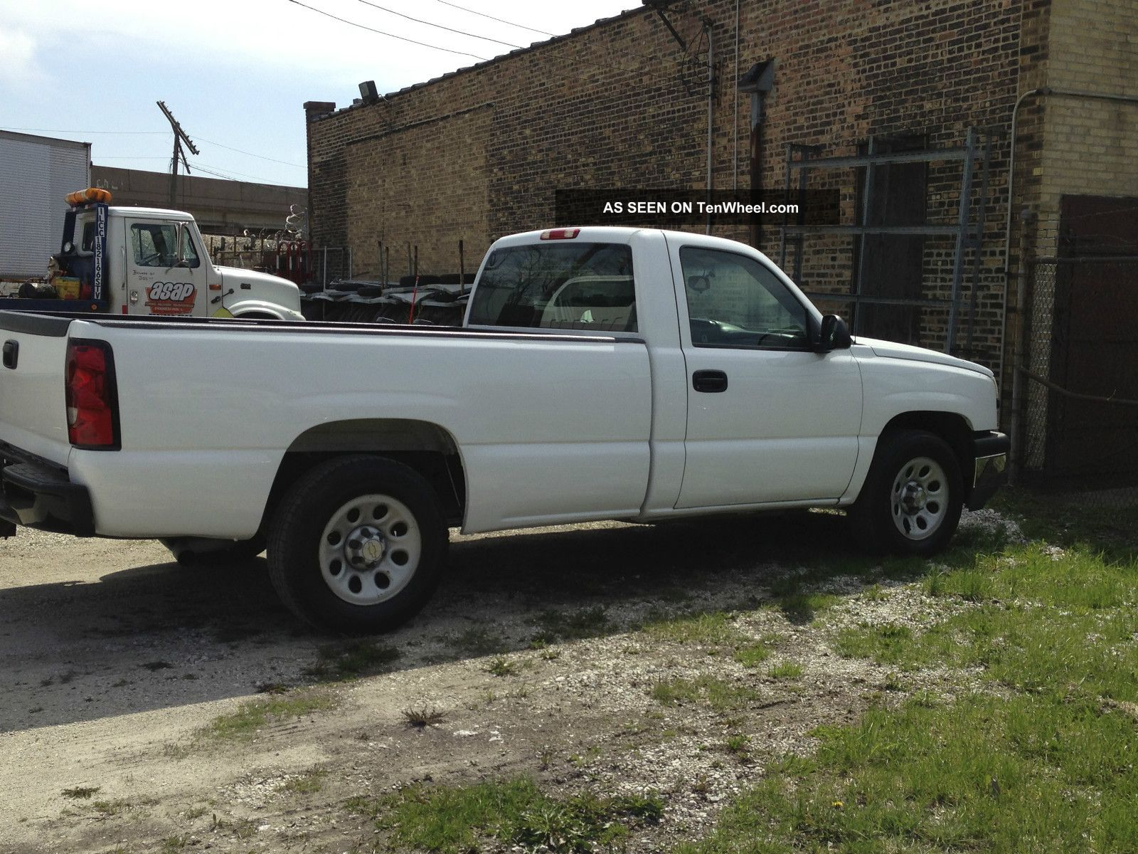 2006 chevrolet silverado c1500 c k pickup 1500 photo 9. Cars Review. Best American Auto & Cars Review