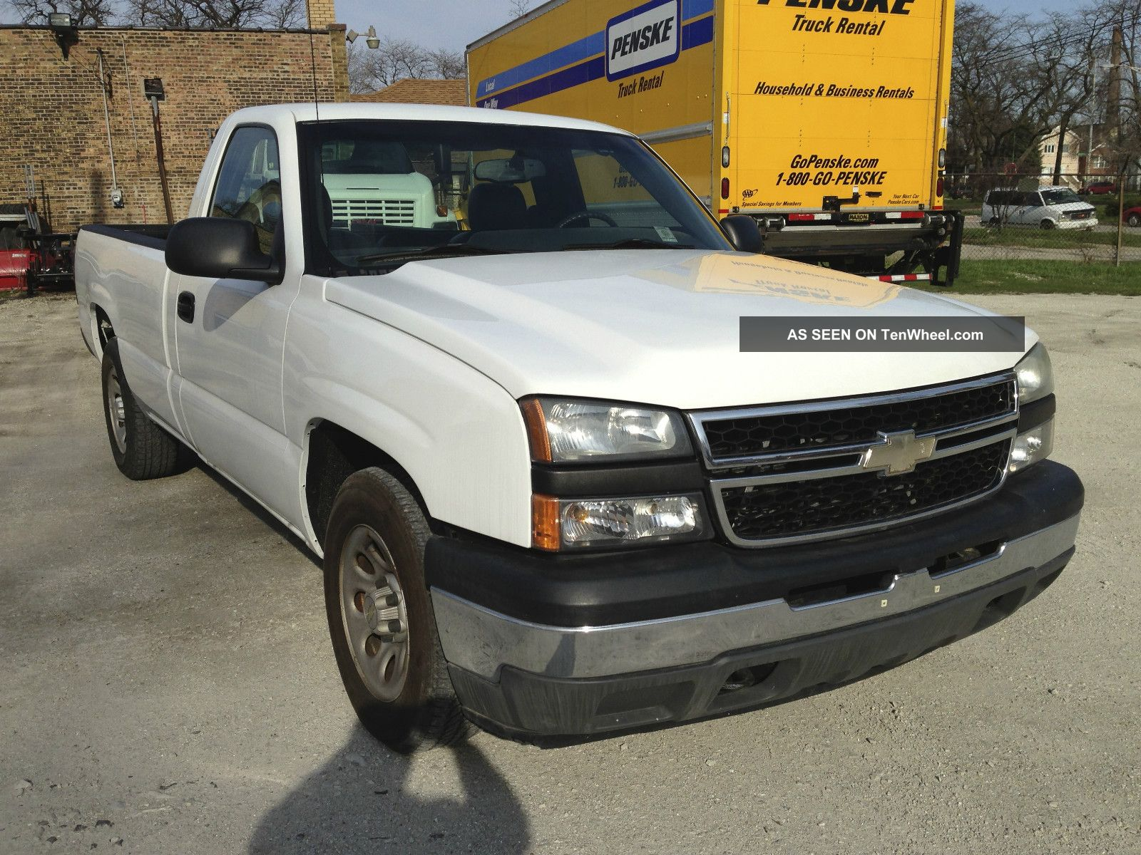 2006 chevrolet silverado c1500 c k pickup 1500 photo 1. Cars Review. Best American Auto & Cars Review