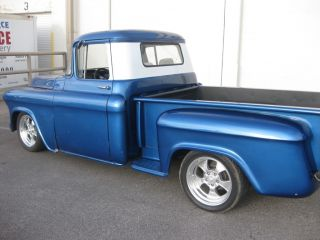 1956 Chevy Pick Up Truck Short Bed photo