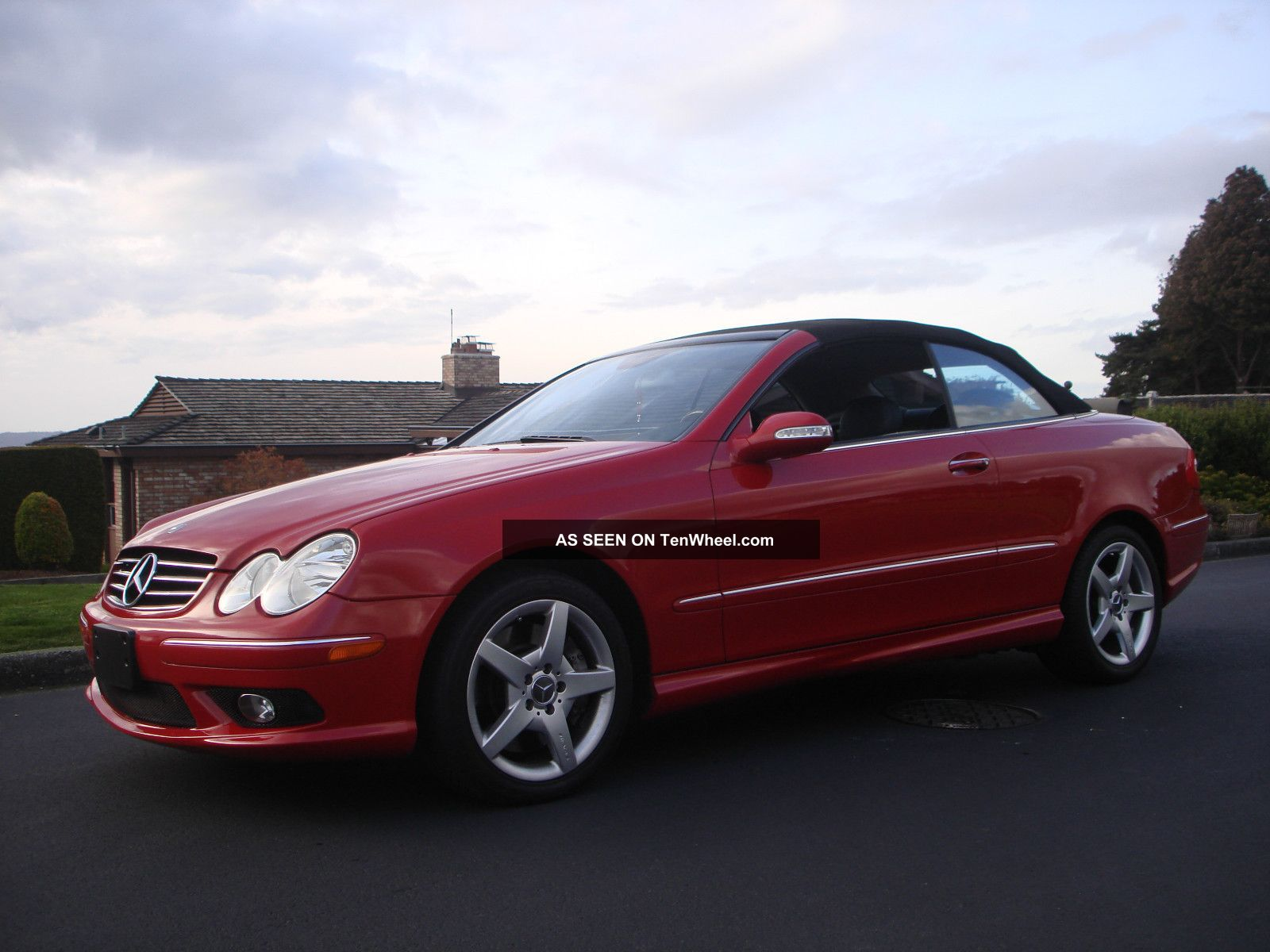 2005 mercedes benz clk500 base convertible 2 door 5 0l for Mercedes benz clk 500