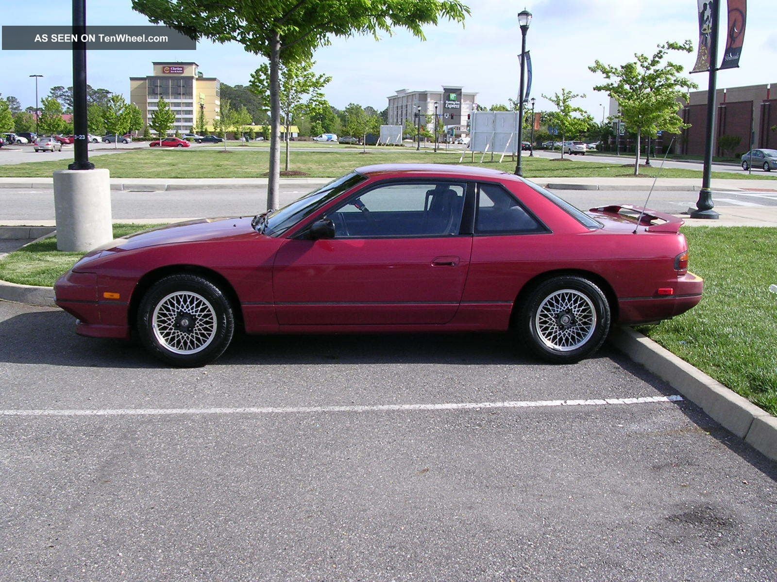 1990 Nissan 240sx Xe Coupe W / Sport Package Very