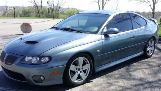 2005 Gto 418 Stroker 600rwhp 6 Speed photo