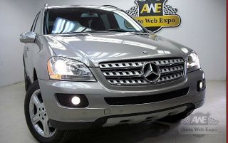 2007 Mercedes - Benz Ml350 Base Sport Utility 4 - Door 3.  5l Suv.  L@@k photo