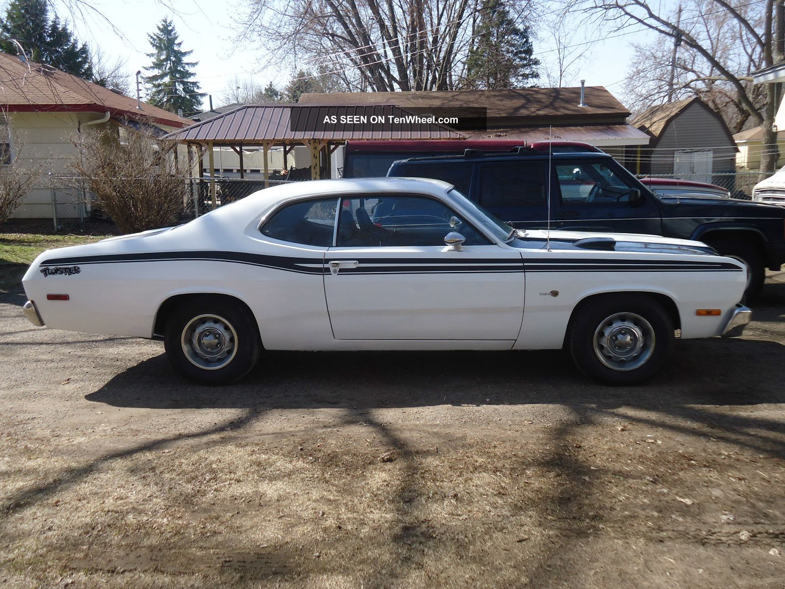 1973 Plymouth Duster Base 5. 2l