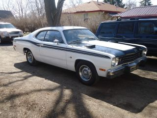 1973 Plymouth Duster Base 5.  2l photo