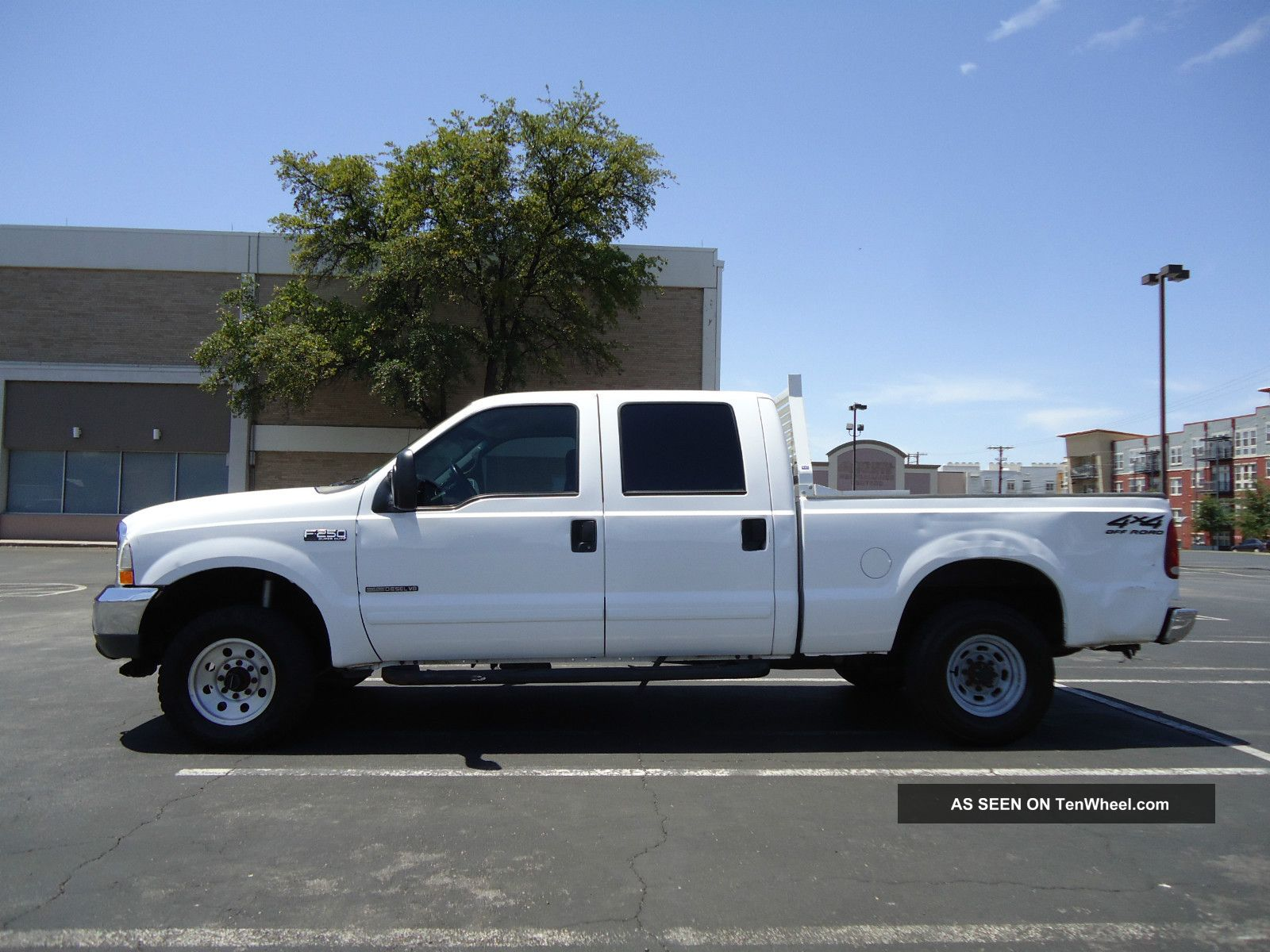 2002 ford f250 xlt 7 3 diesel 4x4 auto runs excellent look. Black Bedroom Furniture Sets. Home Design Ideas