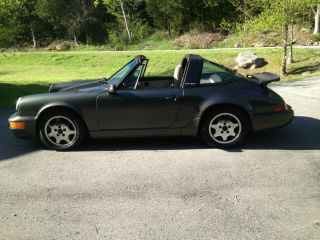 1990 Porsche 911 / Carrera 2 / Targa 2 - Door / 3.  6l photo